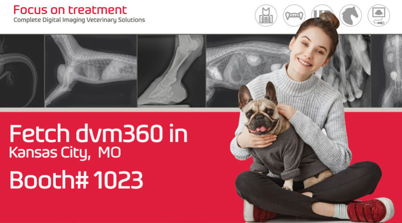 MyVet Imaging at Fetch dvm360, 2019 Kansas City, MO