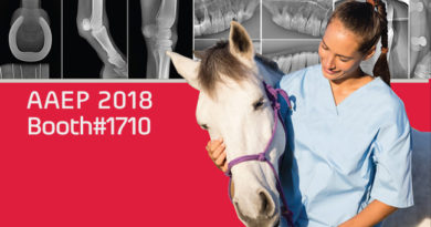 MYVET IMAGING HIGHLIGHTS LARGE FORMAT EQUINE INTRAORAL SENSOR AT AAEP 2018